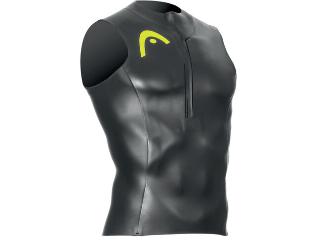 Head Swimrun Race 2.1,5 Vest, black/brasil